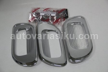 OUTER PLASTIK CHROME AGYA/AYLA