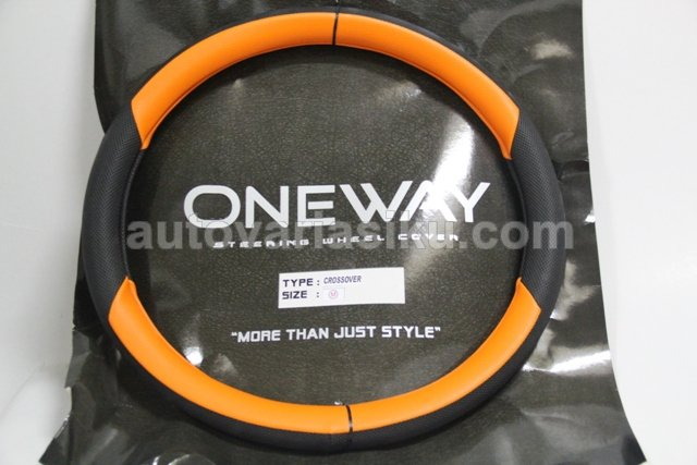 SARUNG STIR ONEWAY RAVE/CROSSOVER BLACK ORANGE