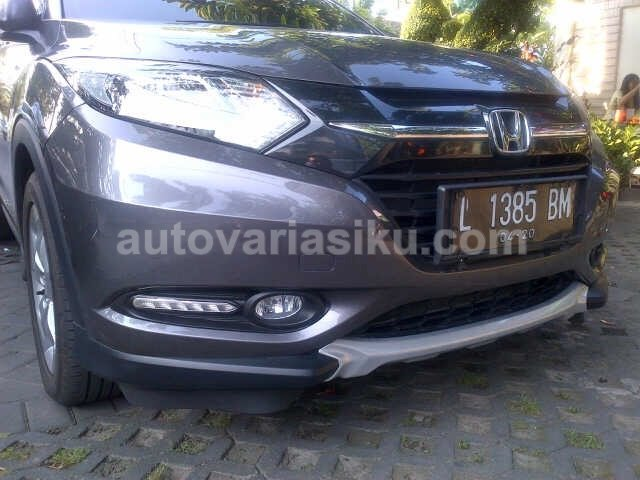 FOGLAMP COVER WITH DRL